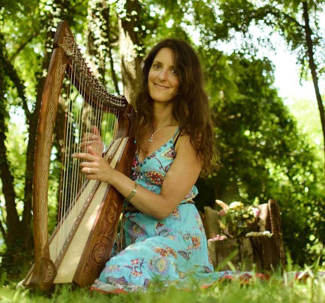 Marie Harpe 02 - La Danse Des Eléments